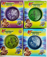 YoYo Yo Clutch Mechanism Fun Toy Ball High Performance Light Up blue green