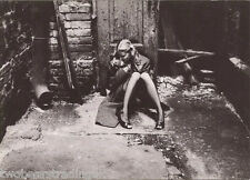 Postcard: Johann W Ohngemach Photography - Girl In Doorway (Boomerang Promo)