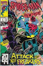 SPIDERMAN 2099 #8...NM-...1993...Peter David,Rick Leonardi...Bargain!