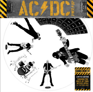 AC/DC: Through The Mists Of Time / Witch's Spell 12in Picture Disc Vinyl RSD2021