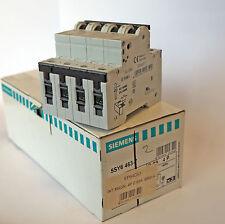 Interruttore Magnetotermico 4P 63A 6KA Siemens 5SY64637