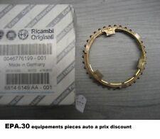 SYNCHRO DE BOITE FIAT ALFA 156 MITO 500 BARCHETTA BRAVA BRAVO DOBLO - 46776199