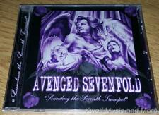 """AVENGED SEVENFOLD  """"Sounding The Seventh Trumpet""""  A7X  NEW  (CD, 2002)"""