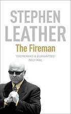 The Fireman, Stephen Leather, Book, New Paperback