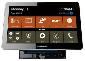 Blaupunkt ROME 990 DAB NAV CAR 2-DIN Navigation Touchscreen Bluetooth TMC USB DV