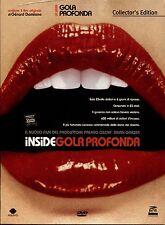 INSIDE GOLA PROFONDA (COLLECTOR'S EDITION) - DVD NUOVO E SIGILLATO,UNICO!