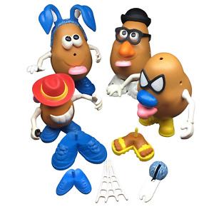 Original 1985 Playskool Mr Potato Head Bundle - Vintage Retro Collectable