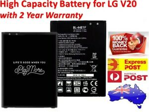 NEW Battery For LG V20 3200mAh  - BL- 44E1F - Brand New with Aussie Warranty