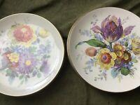 "Franz Fine Porcelain /""Cozies/"" Chrysanthemum Flower Design Spoon  FZ01508"