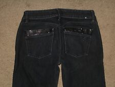 DL1961 Size 26 Cindy Slim Boot 4 Way 360 Comfort Stretch Denim Blue Womens Jeans