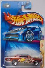 2004 Hot Wheels ~CEREAL CRUNCHERS~ Pontiac GTO 1967 5/5 (5 Spoke Hub Wheels)