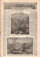 1878 Scientific American Supp July 6 - Grand Canyon;Hearing by teeth;Pieri Rifle