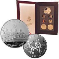 (1) 1996 United States Mint Prestige Proof Set in Original Box