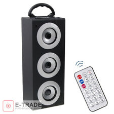 BIG Bluetooth Wireless Speaker Portable Subwoofer Super Bass Stereo FM /S10