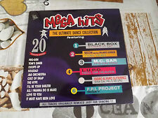 MEGA HITS THE ULTIMATE DANCE COLLECTION eticchetta DISCOMAGIC Lp 33""