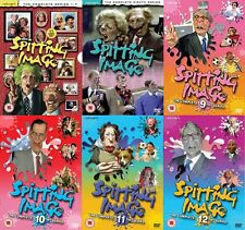 Spitting Image Series Complete Season 1-12 1 2 3 4 5 6 7 8 9 10 11 12 DVD Sets