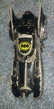 "BATMAN - Batmobile 3.5"" Die Cast ERTL DC Comics 1989 Batman Movie Toy Figure Car"