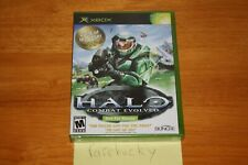 Halo: Combat Evolved Not For Resale (Xbox) New Sealed Y-Fold W/Upc, Mint & Rare!