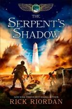 Kane Chronicles #3: Serpent's Shadow by Rick Riordan c2012 VGC Hardcover