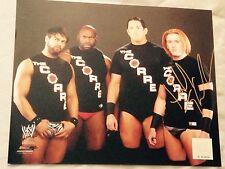 WWE Heath Slater Firmato Autografato Core UFFICIALE PROMO MOLTO RARO