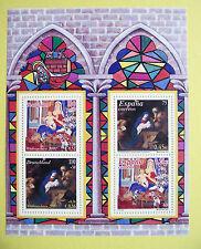 Block  56 ** ,BRD 2001, Nr. 2226-27, Weihnachten