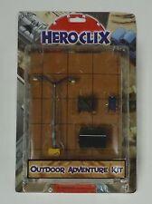 Heroclix Outdoor Adventure Kit New Marvel Dc Wizkids Collectible Miniatures Game