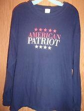 American Patriot XL jersey