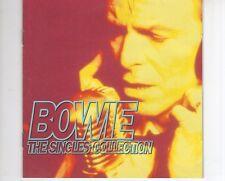 CD DAVID BOWIEthe singles collectionHOLLAND 1993 EX 2CD (A2209)