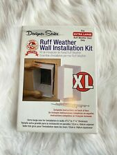 Ideal Pet Products Ruff Weather Wall Installation Kit New