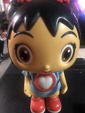 "2009 Mattel 12"" NI HAO Super Special Friend KAI LAN Talking Interactive Doll"