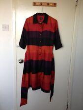 Multicoloured silk dress from Hobbs