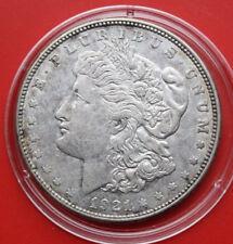 USA-Amerika 1 Morgan Dollar 1921-D Silber KM# 110 VZ-XF # F0490 Scarce