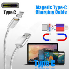 Magnetic Type-C Charger Charging Cable Cord For Android LG Huawei Oneplus Pixel