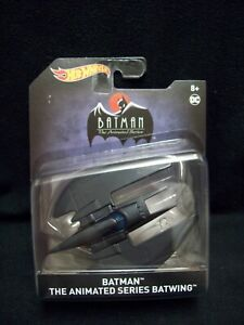Hot Wheels Batman The Animated Series Batwing.