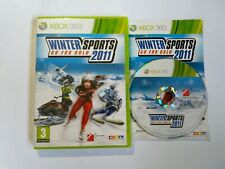 Winter Sports 2011: Go for Gold XBOX 360-PAL-günstig, schnell p&p!
