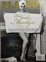 Playboy Adult Mens Magazine Dec 2012 - The Nude Marilyn - No Label - EX