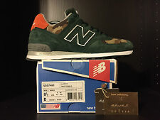 New Balance x Ball and Buck - Green Camo US574M1 - Size 8.5 - #30/176