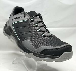 Adidas TERREX TERREX EASTRAIL GORE-TEX HIKING SHOE Grey Mint Woman's Size 10.5