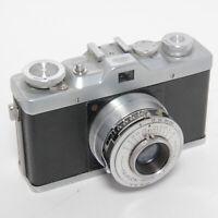 Leidolf Wetzlar Lordox incl Triplon 1:2,8 5cm Kamera Camera #367