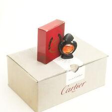 Vintage Panthere de Cartier Perfume Mini Miniature Sample Travel Parfum Extrait