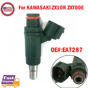 Fit For KAWASAKI ZX10R ZXT00E Fuel Injector Nozzle EAT287