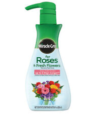 Miracle-Gro 101560 Rose & Flower Food For Fresh-Cut Flowers, 8 Oz