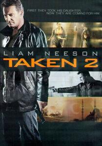 Taken 2 [New DVD] Ac-3/Dolby Digital, Dolby, Dubbed, Subti