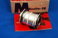 Minolta SR MD/MC Extension Tube set for Macro Photography High Quality Japan
