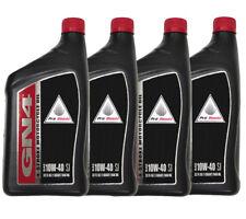Pro Honda Oils GN4 4-Stroke Motor Motorcycle Oil 10W40 4 quarts