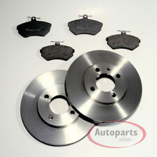 Audi 80 B4 - Bremsscheiben belüftet Bremsen Bremsbeläge für vorne Vorderachse*