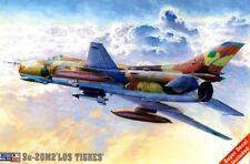 HALF PRICE! SUKHOI Su-20 M2/Su 22 (LIBYAN & PERUVIAN MKGS) 1/72 MISTERCRAFT