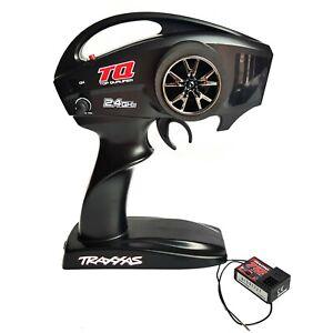 TRAXXAS Transmitter Radio w/Receiver 2-Channel TQ 2.4GHz Parts TRX6516 TRX6519