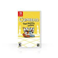 Cuphead - Caja Nintendo Switch + Tarjeta microSD 8GB - GAME NOT INCLUDED