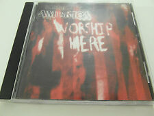 God Bless Miss Black America - Worship Here (CD Album) Used very good
